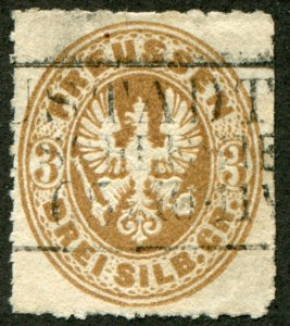 Prussia    SC.# 20  used