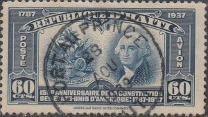 Haiti #C11 Used