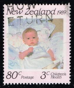 New Zealand #B136 Princess Beatrice; Used (2.00)