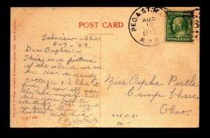 190x PEO & St Marys RPO Card - L27949