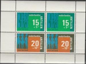 Netherlands Antilles #B126a MNH F-VF CV $3.00 (SU6376L)