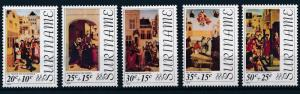[SU 022] Suriname 1976 Easter Paintings  MNH