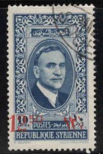 Syria Scott 269 Used stamp