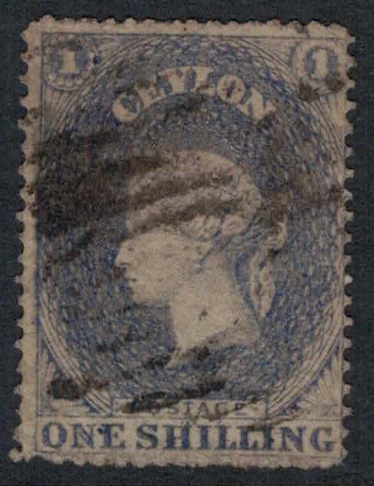 Ceylon #23  CV $17.50