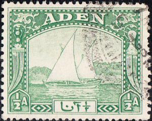 Aden #1 Used
