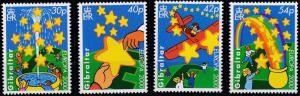 Gibraltar 2000, Europa  MNH  # 837-840
