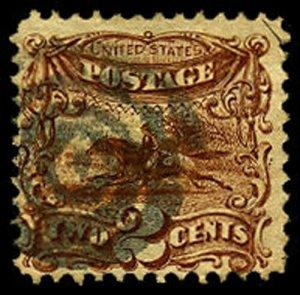 U.S. 1869 ISSUE 113  Used (ID # 39753)