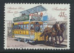 SG 1220  SC# 1154 Used  - Historic Trams