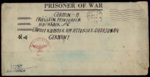 USA Camp Jerome Arkansas WWII Germany POW Kriegsgefangenen Kgf 81600