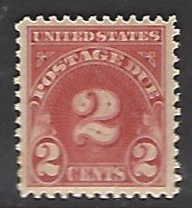 USA #J71 MNH Single Stamp cv cv $8.50