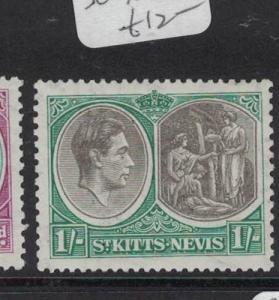 St Kitts SG 75 MOG (2dtu)