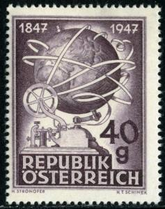 AUSTRIA - SC #495 - UNUSED MINT HINGED - 1947 - Austria330