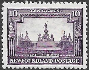 Newfoundland Scott Number 169 FVF H