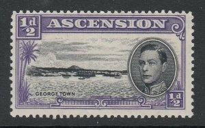 Ascension, SG 38b var, MLH Wart on Nose Flaw (Pos. R. 10/3)