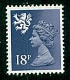 Scotland - #SMH33 Machin Queen Elizabeth II - MNH