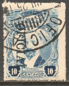 MEXICO O150, 10c OFFICIAL. Used. VF. (1172)