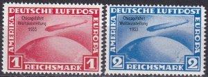 Germany #C43-4 Reprints  MNH  (Z3928)
