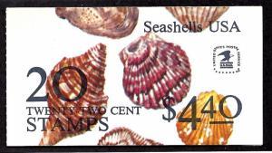 BK146 Mint,OG,NH... Booklet (2x2121a)... SCV $9.00... PL# 1