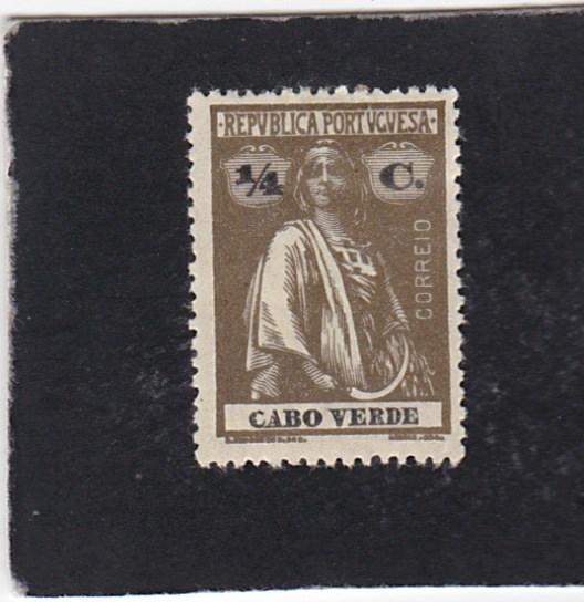 Cape Verde #144 unused