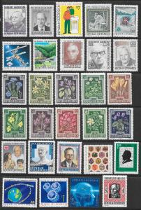 AUSTRIA (241) almost all Mint Never Hinged Stamps Tons of Cat Value!!