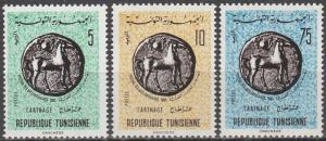 Tunisia #448-50  MNH  (S7598)