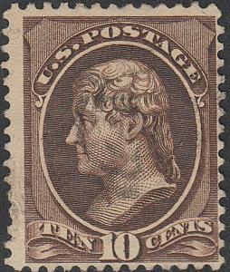 U.S. 209b Used F (21519)