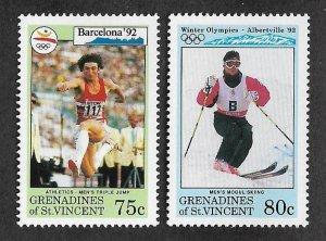 920-921,MNH St. Vincent Grenadines