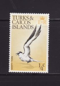 Turks and Caicos Islands 264 MHR Birds, Sooty Tern (C)