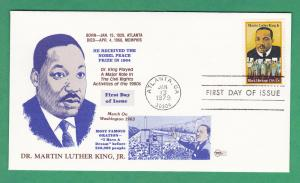 #1771 Martin Luther King Black Heritage-FIRST RANK-AB-A