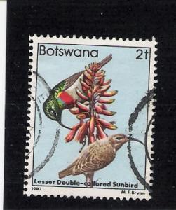 Botswana  Scott#  304  Used