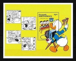 [22438] Grenada Grenadines 1984 Disney Donald Duck as photographer MNH
