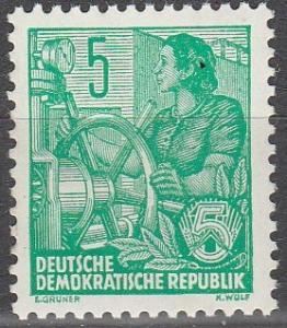 DDR #188 MNH F-VF CV $3.00 (SU4948)