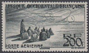 French West Africa C14 MVLH CV $14.00