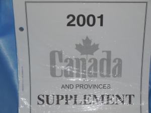 Harris Canada and Provinces 2001 pages new