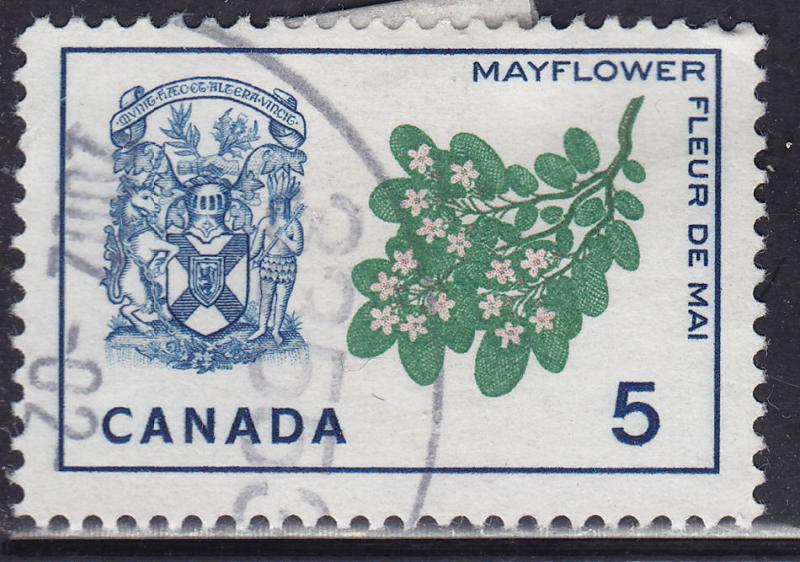 Canada 420 Nova Scotia 1965