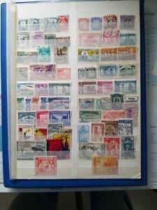 Lot Spain Cinderella 65 stamps