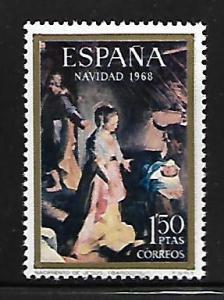 SPAIN, 1555, MNH, NATIVITY, BY FEDERICO FIORI DA URBINO