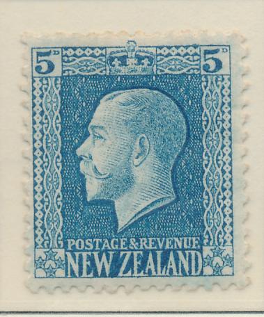 New Zealand Stamp Scott #153, Mint Hinged - Free U.S. Shipping, Free Worldwid...