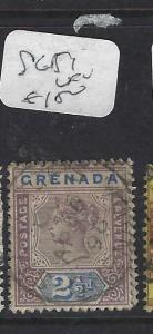 GRENADA   (PP1903B)  QV   2 1/2 D  SG 51       VFU
