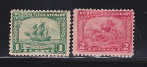 United States 548-549 MHR Various (C)