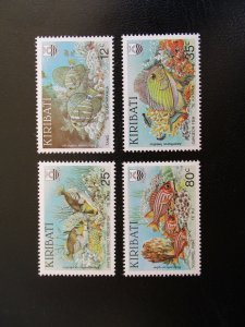 Kiribati #452-55 Mint Never Hinged (N7M0) WDWPhilatelic 3