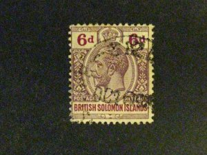 Solomon Islands #35 used  a198.9592