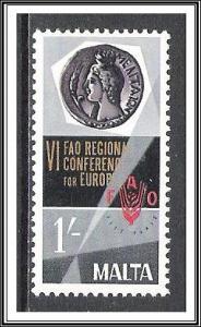 Malta #395 FAO Congress MNH