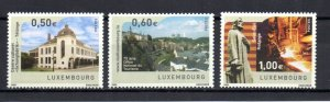 Luxembourg 1158-1160 MNH