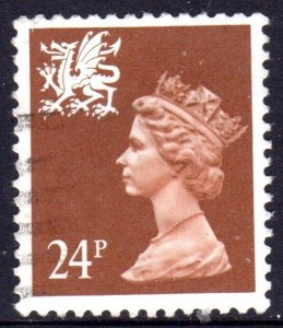GREAT BRITAIN WALES 1991 24P
