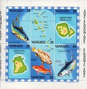 Vanuatu 353 MNH ..