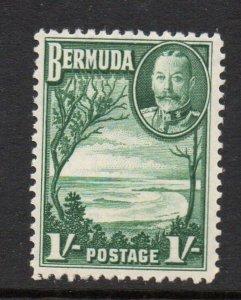 Bermuda Sc 113 1936 1/ G V & Grape Bay stamp mint