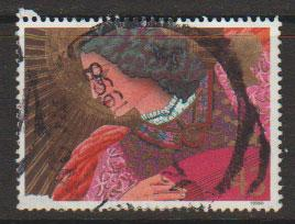 Great Britain SG 2067  Used  heavy cancel