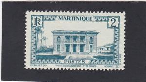 Martinique  #  134