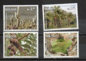 Bolivia 1561-1564 MNH